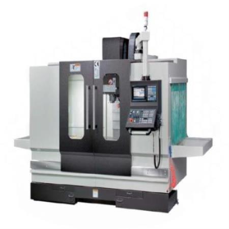 FRESADORA VERTICAL CNC MARCA FOLLOW MODELO MC 1050