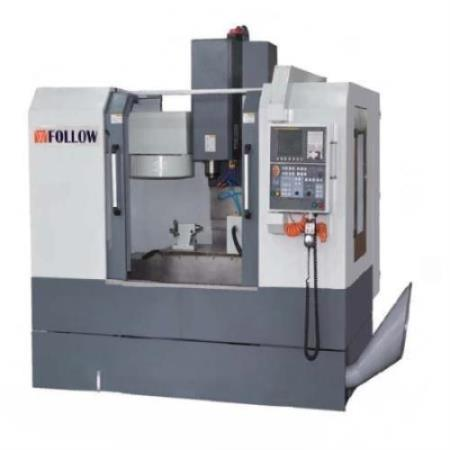 FRESADORA VERTICAL CNC MARCA FOLLOW MODELO-MC850.